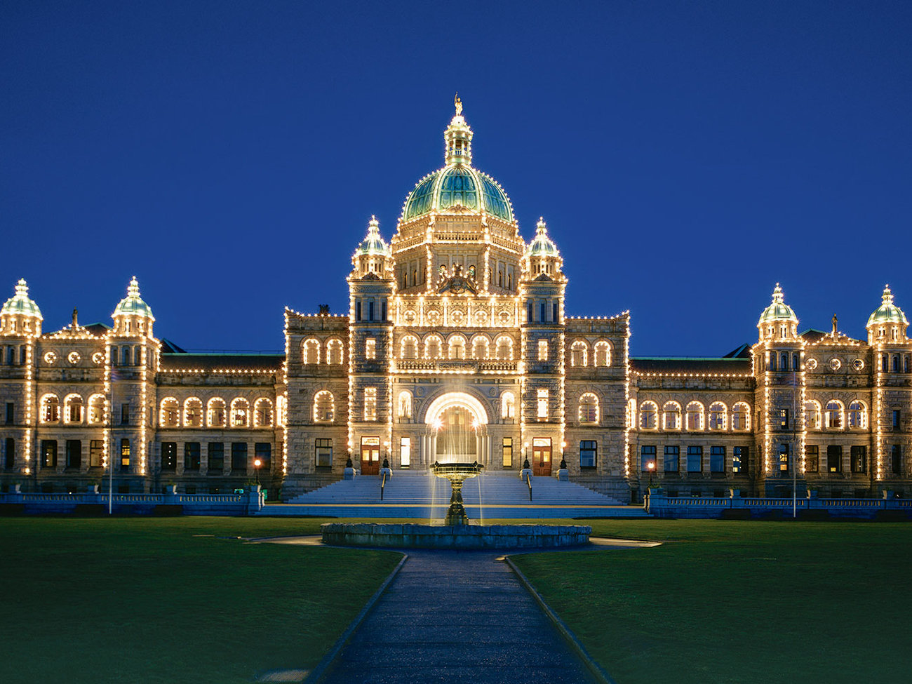 The Fairmont Empress Victoria