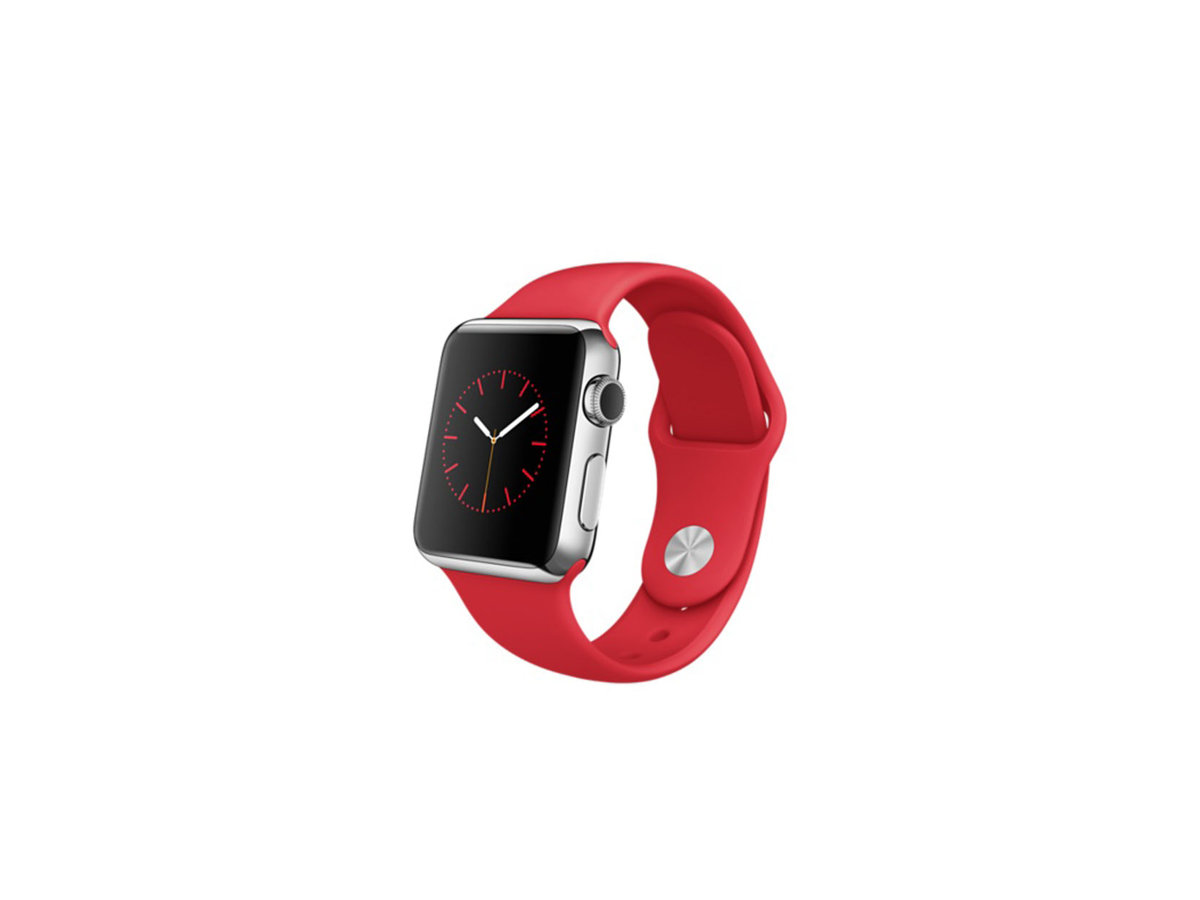 (Product)RED Apple Watch