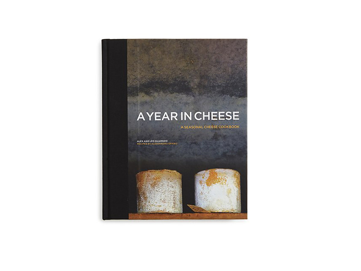 A Year in Cheese book