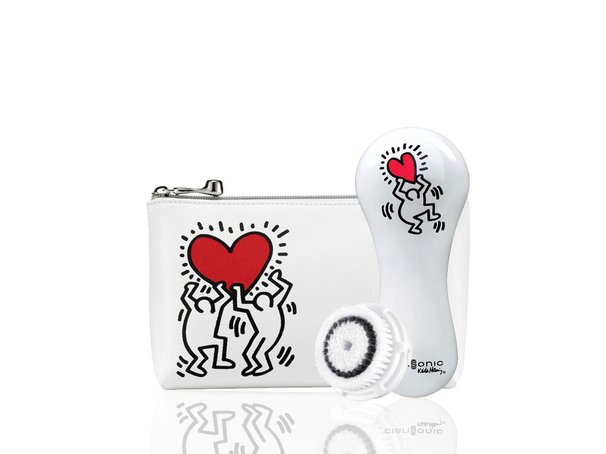Mia 2 Love Keith Haring Skin Cleansing Set