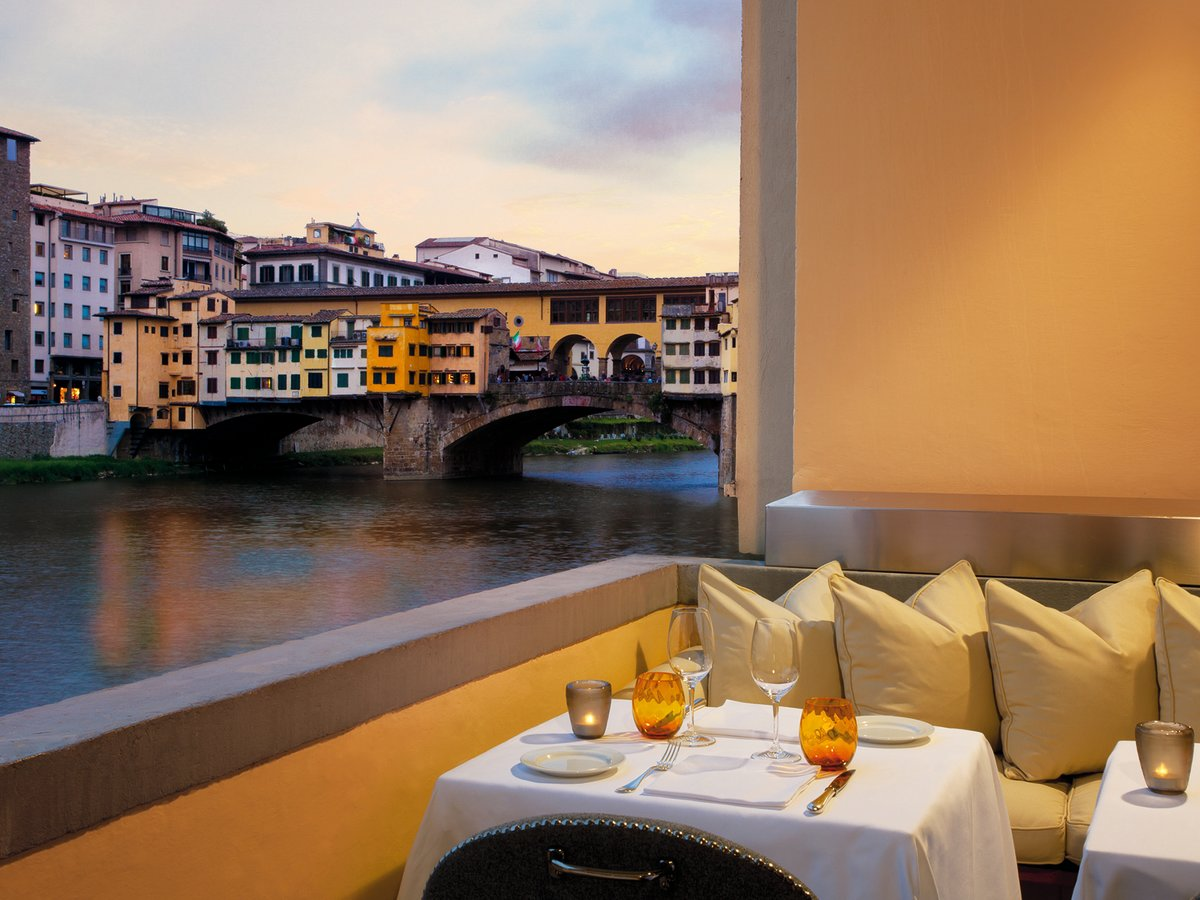 Lungarno Hotel in Florence