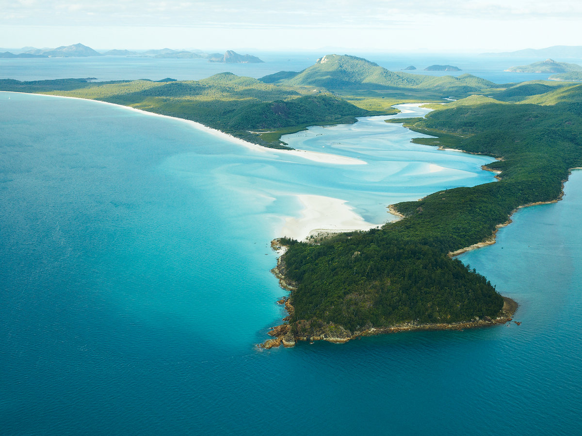 Great Barrier Reef Islands Worlds Best
