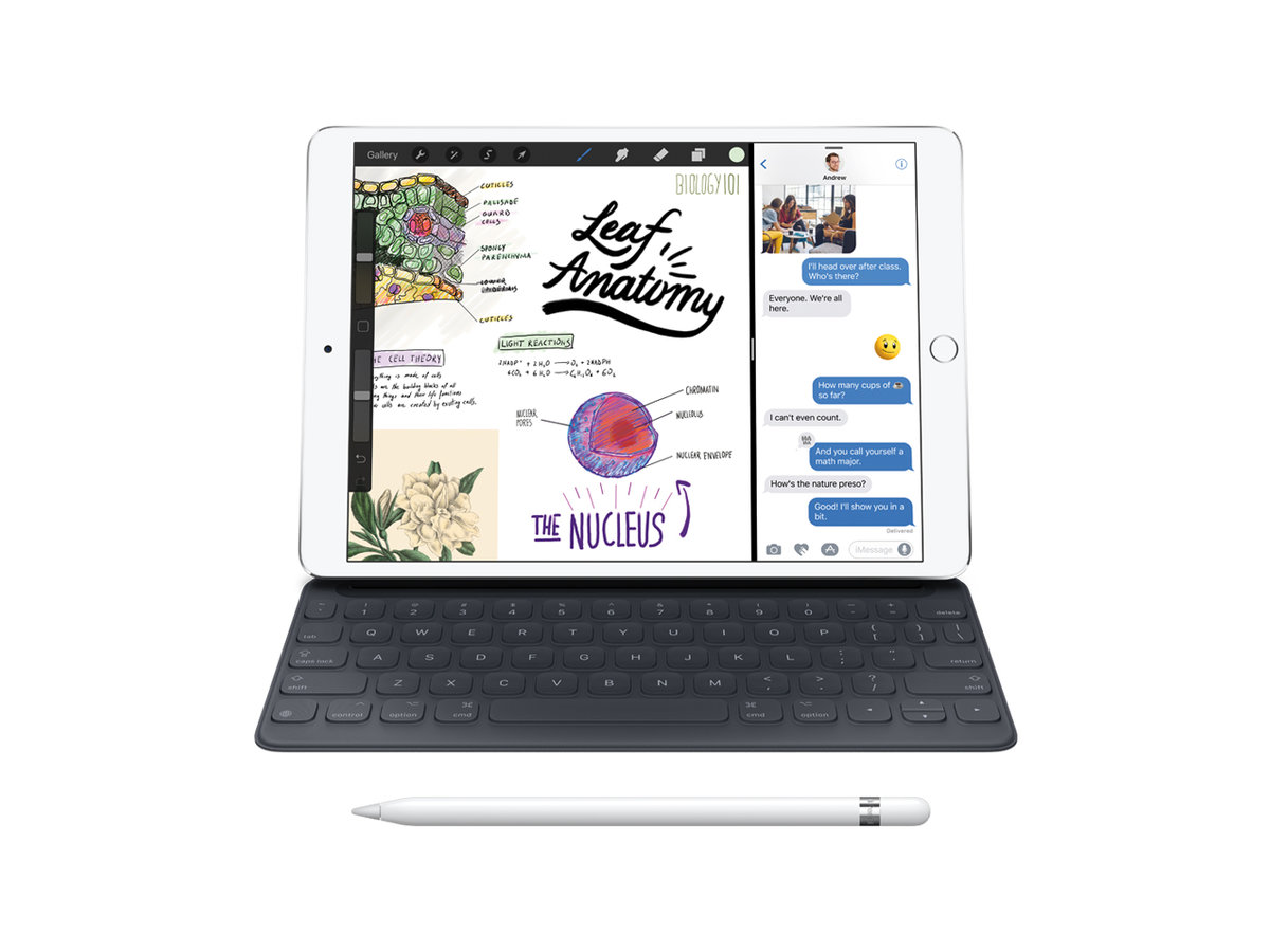 iPad Pro & Smart Keyboard