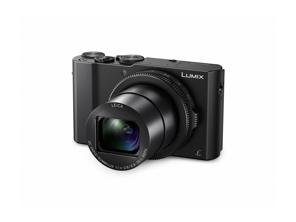Panasonic Lumix DMC-LX10 4K