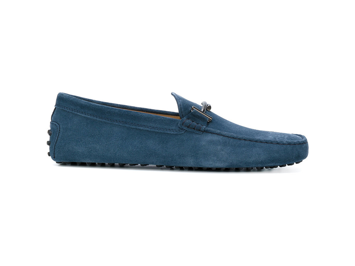 Tod's Double T Loafers