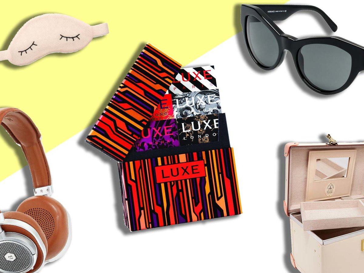 travel style fashion lifestyle gift guide