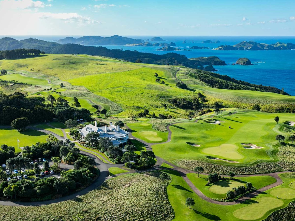 Lodge at Kauri Cliffs