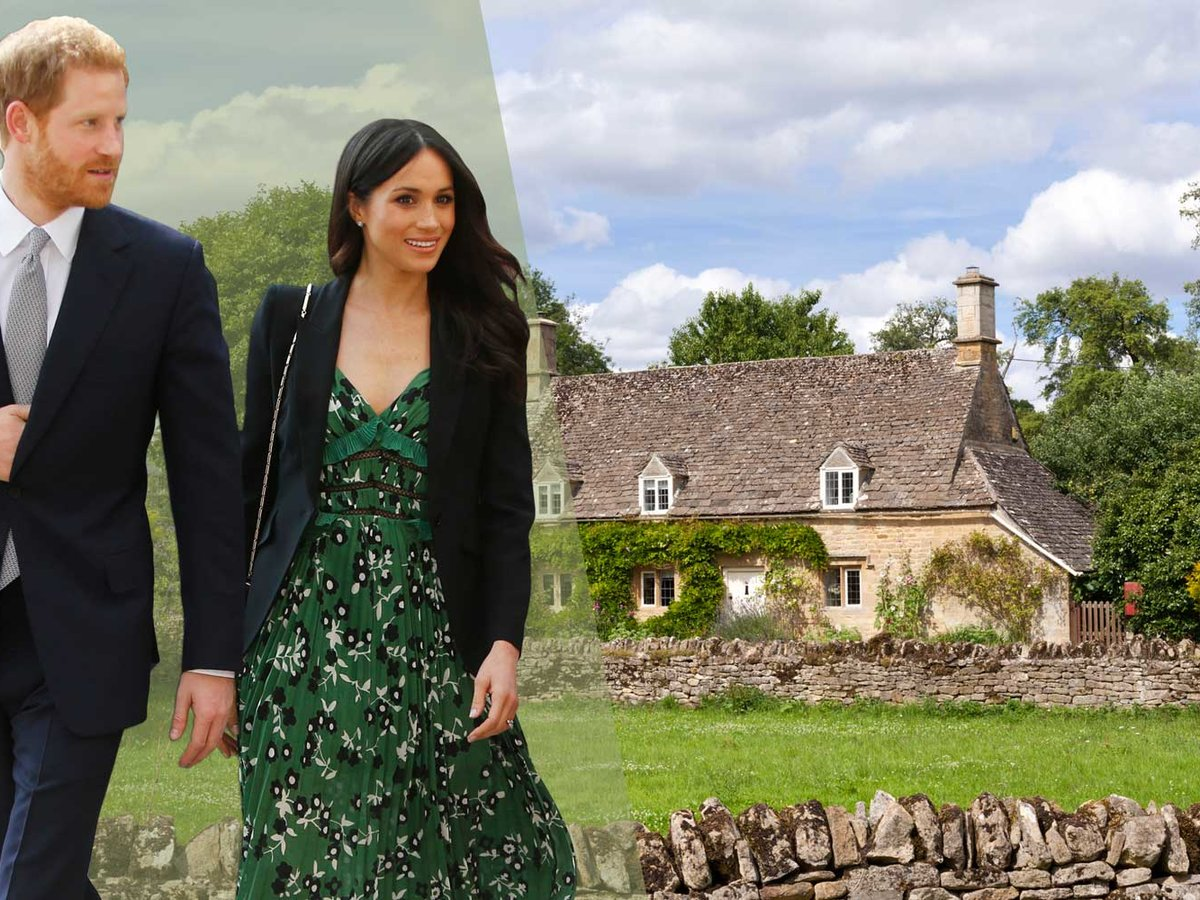 Prince Harry and Meghan Markle pre-wedding weekend getaway