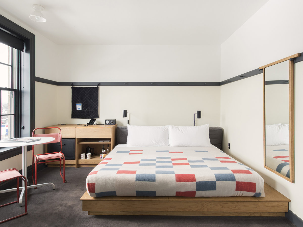 Ace Hotel in Pittsburgh