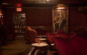 NYC's hidden bars