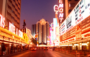 Las Vegas Strip Header
