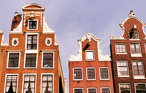 Amsterdam Canal Header