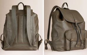 16 Classic Leather Backpacks for Men and Women
