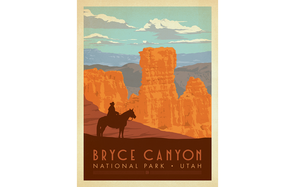 National Parks Art Posters