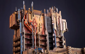 Disneyland Unveils Guardians of the Galaxy Ride