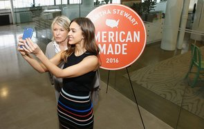 Jessica Alba and Martha Stewart Want to Get into the Same Business