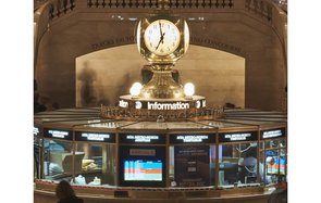 Inside Look of Grand Central Terminal