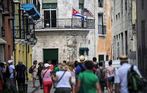 Cuba record visitor numbers