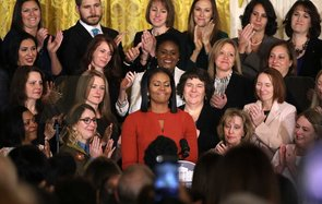 Michelle Obama Farewell Posts On Social Media