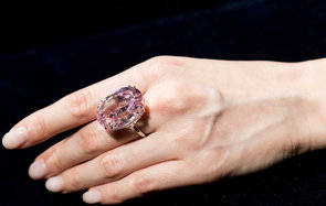 This Rare 59-Carat Gem Could Become The Most Expensive Diamond Ever Sold at Auction