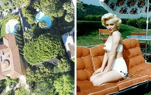 Marilyn Monroe's Last House, Where She Lived (and Died), Is for Sale for $6.9 Million