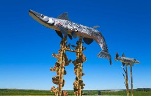 North Dakota, Enchanted Highway