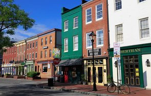Fells Point Historic District, Baltimore, Maryland