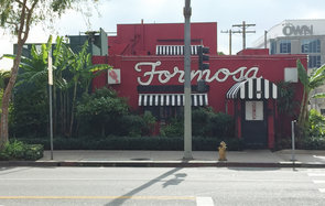 The Formosa Cafe is being restored to its golden Hollywood days.