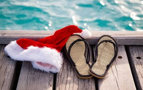 Beach Christmas Holiday Travel Summer Booking