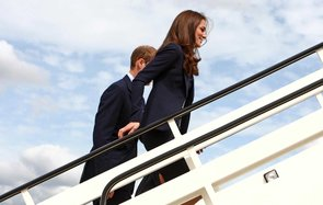 Kate Middleton Plane