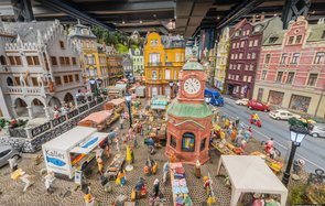 Miniatur Wunderland Google Street View Maps Germany