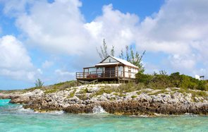 Private Island for $450 in the Bahamas