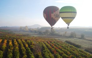 Take a Hot Air Balloon in La Rioja Spain
