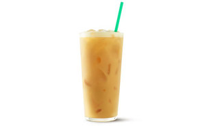 Starbucks' Pina Colada Iced-tea Infusion