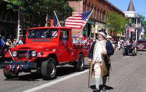 july 4th celebrations Flagstaff, Arizona