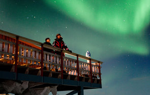 best places to see the northern lights, Sweden