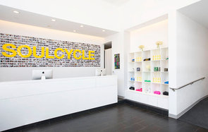 Soul Cycle lobby