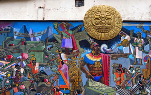 Cusco street art