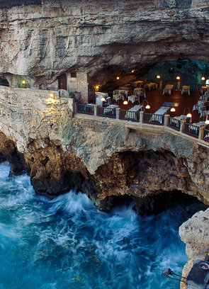 The Most Insane Restaurants