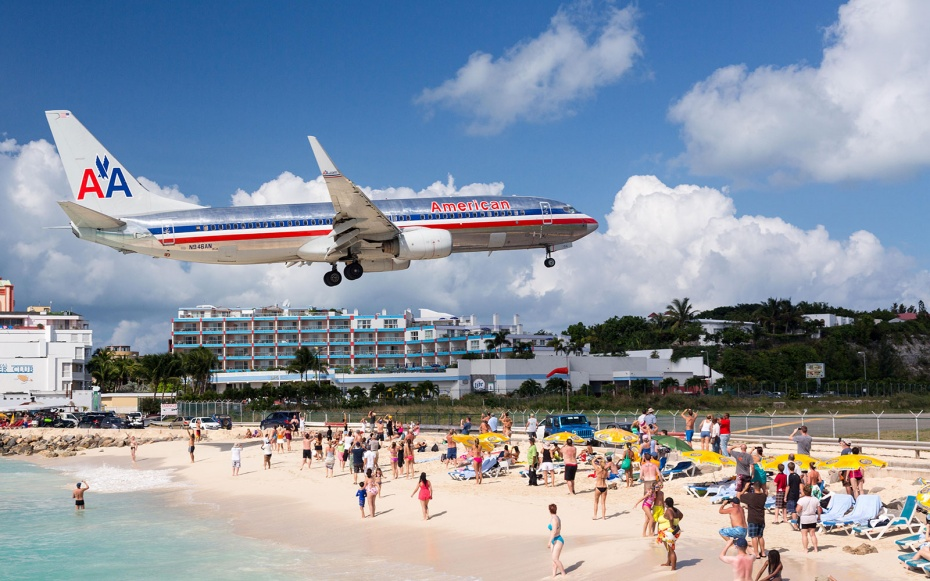 The Scariest Airports to Fly Into - Photos