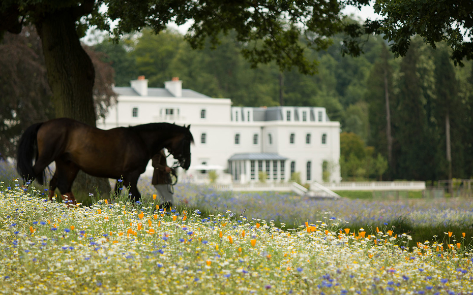 English Country House Hotels Travel Leisure