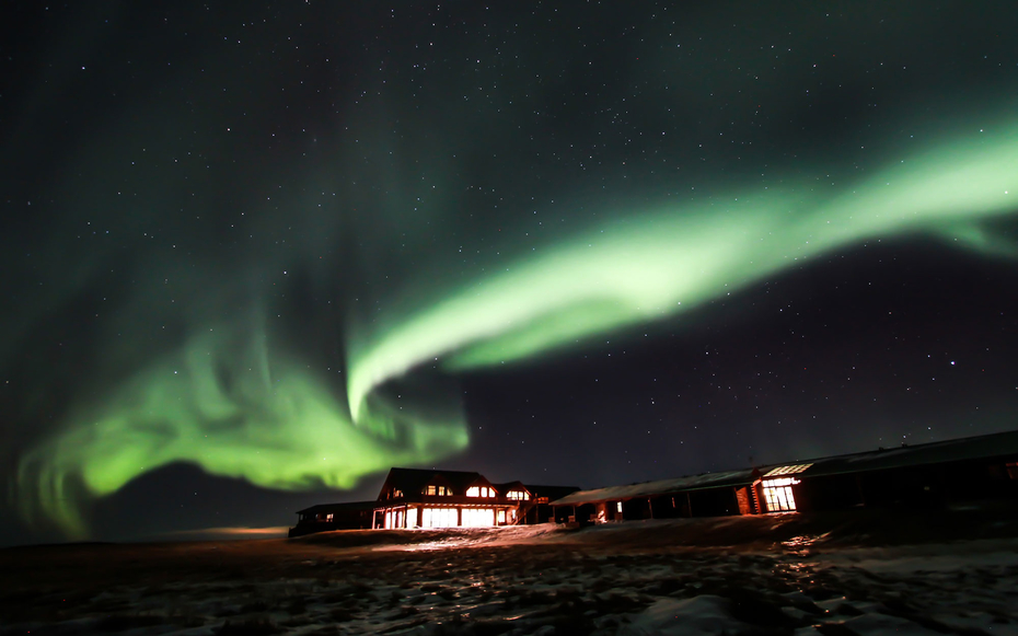 Best Hotel To Stay In Iceland To See Northern Lights