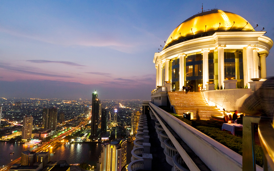 Lebua At State Tower Hotels Travel Leisure