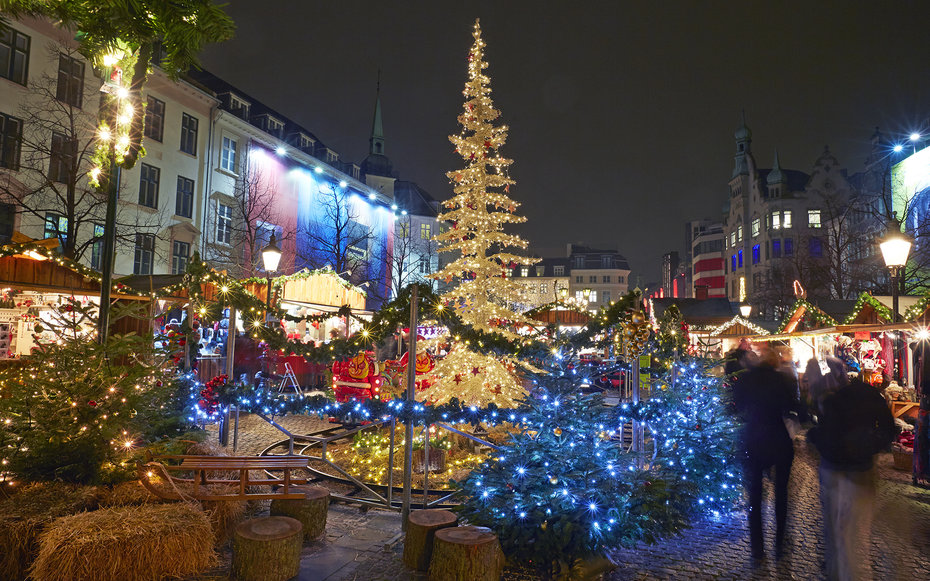 World S Best Christmas Markets Travel Leisure