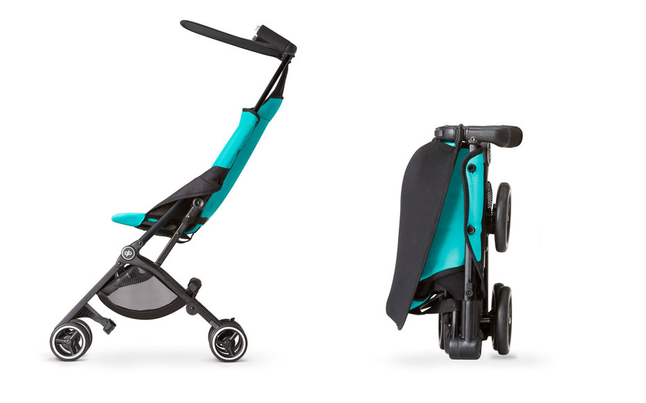 The Pockit Travel Stroller is the Smallest in the World | Travel   ...
