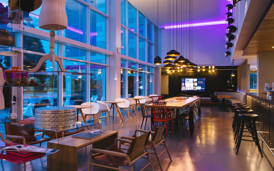 Moxy Hotel New Orleans