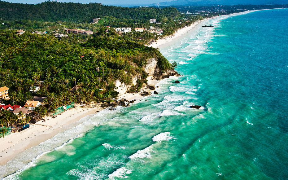 The best beaches in the world travel leisure for Best vacation in the world
