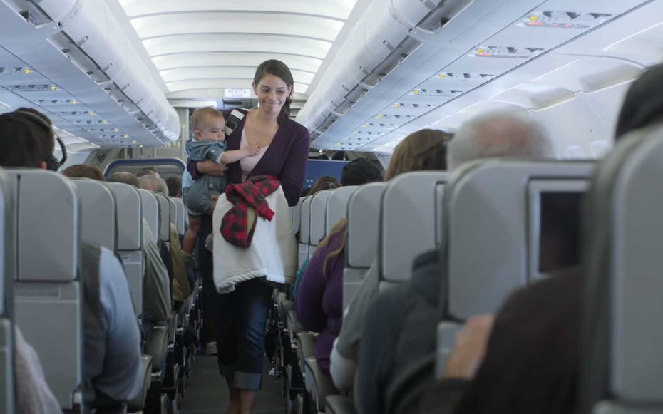 Jetblue Rewarded Passengers Every Time A Baby Cried