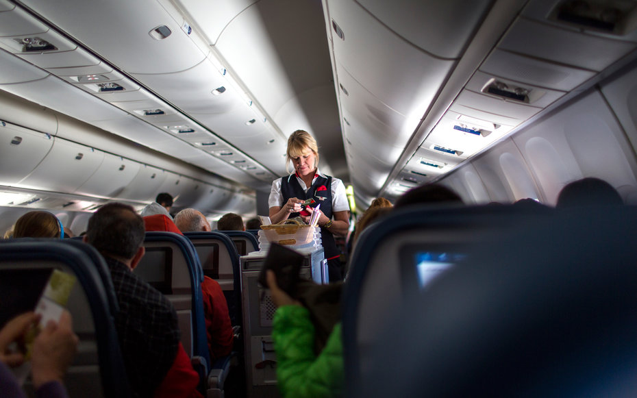 Delta makes in flight entertainment free travel leisure for Delta airlines dogs in cabin