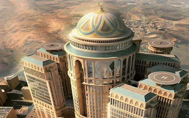 The world 39 s largest hotel will take luxury to a new level for Worlds best hotels